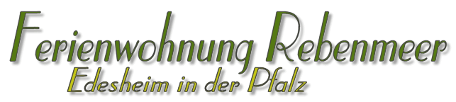 FeWo-Rebenmeer-Edesheim